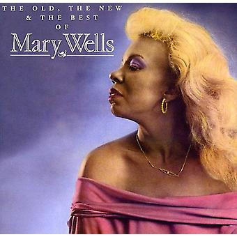 Mary Wells - gamle New & den bedste af Mary Wells [CD] USA importerer