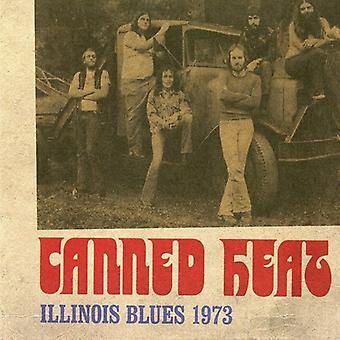Canned Heat - Illinois Blues 1973 [CD] USA import