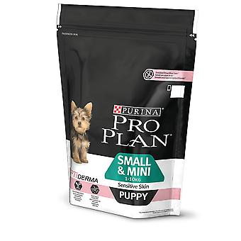 Pro Plan Puppy Sensitive Skin Small Breeds Salmon and Rice (Dogs , Dog Food , Dry Food)