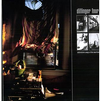 Dillinger Four - Midwestern Songs of the Americ [Vinyl] USA import