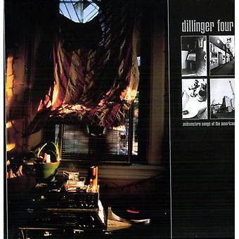 Dillinger fire - Midwestern sange af Americ [Vinyl] USA importen