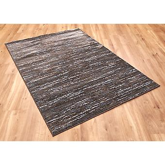 Strata 15002 7242 Brown Blue  Rectangle Rugs Plain/Nearly Plain Rugs