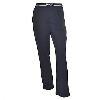 HUGO BOSS Stretch Cotton Loungepant, Blue, Small