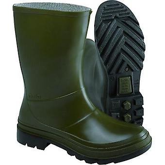 Nora Iseo Calf Length Wellington Boot In Green