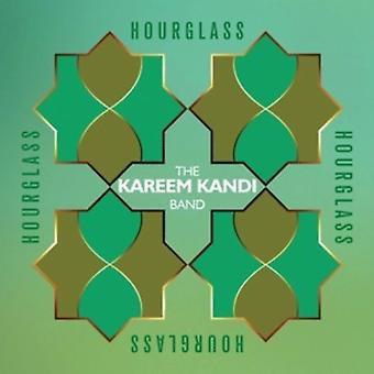 Kareem Kandi Band - timeglas [CD] USA importerer