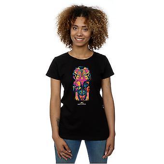 Marvel Women's Thor Ragnarok Character Totem T-Shirt