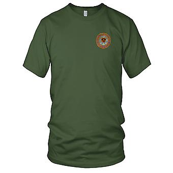 USN Navy Mobile Riverine Force - Mekong Delta - Military Vietnam War Embroidered Patch - Ladies T Shirt