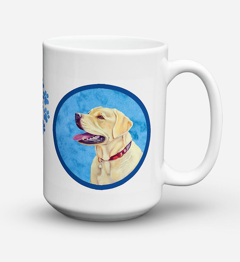 Pour Micro Céramique 15 Café Oz ondes Tasse Sûre vaisselle Labrador Lave kTPOZiuX