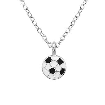 Football - 925 Sterling Silver Necklaces