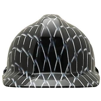 Fence Themed Hard Hat