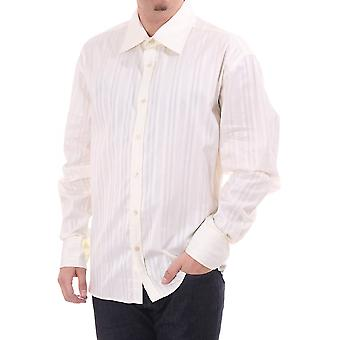 Ted Baker Mens Mens Self Stripe Shirt