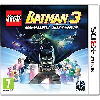 LEGO Batman 3 ud over Gotham Nintendo 3DS spil (engelsk/dansk Version)