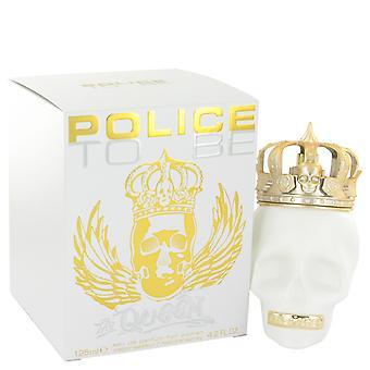 Politiet at være dronning Eau de Parfum 125ml EDP Spray