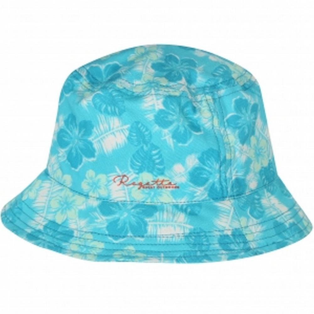 fb435edb4262 Regatta Great Outdoors Childrens/Kids Crow Canvas Bucket Hat | Fruugo