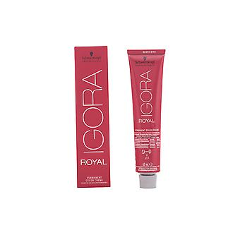 Schwarzkopf Igora Royal 9 0 60ml New Unisex Sealed Boxed