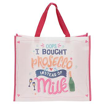 Puckator Oops I Bought Prosecco Shopping Bag