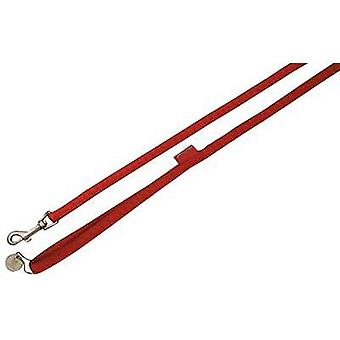 Nayeco MacLeather dog leash Red S (Dogs , Collars, Leads and Harnesses , Leads)