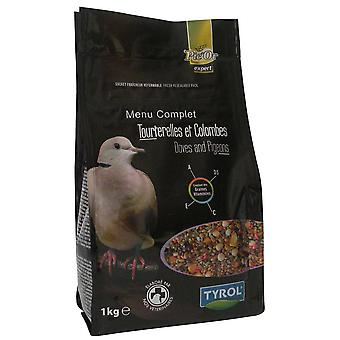 Tyrol Pic'Or Expert Menu Turtledove (Birds , Bird Food)