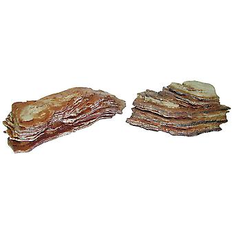 Ica Red Strata Rock 10 Kgs (Fish , Decoration , Rocks & Caves)