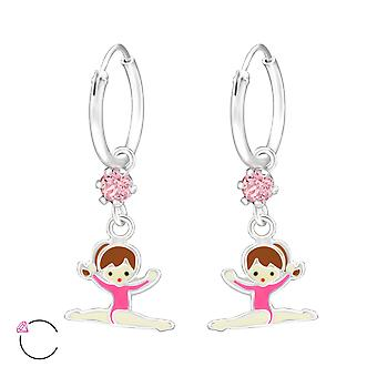 Gymnas crystal from Swarovski® - 925 Sterling Silver Children's Jewellery
