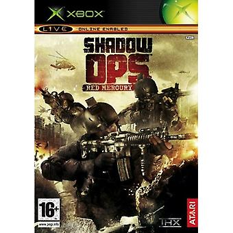 Shadow Ops Red Mercury (Xbox)