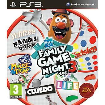 Hasbro Family Game Night 3 (Playstation 3)