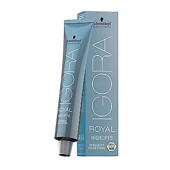 Schwarzkopf Igora Royal High Lift Permanent Hair Colour - 12-4 Special Blonde Beige