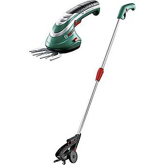 Bosch Home and Garden Isio Battery Telescopic lawn shears + battery 3.6 V Li-ion