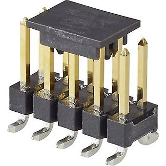 FCI Pin strip (standard) No. of rows: 2 Pins per row: 3 95278-101A06LF 1 pc(s)