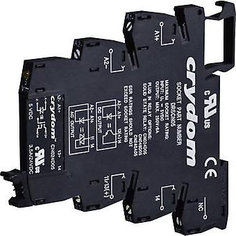 Crydom DRA-CN240A24 Din Rail Mount Electronic Power Relay DRA-CN240A24 Current load 2 A Switching voltage 24 - 280 V AC