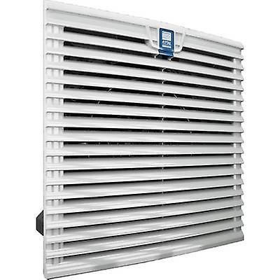 Rittal SK 3237.100 filtro-ventilador 230 V/AC (W x H) color gris claro (RAL 7035) 116,5 x 116,5 mm
