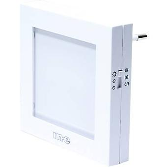 m-e modern-electronics Night light Square LED Amber White