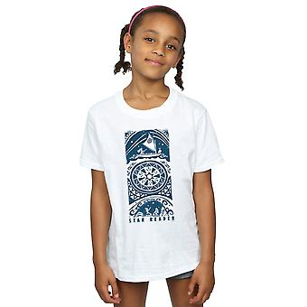 Disney Girls Moana Star czytnik T-Shirt