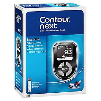 Contour Next volgende bloedglucose Monitoring Systeem, 1 Ea