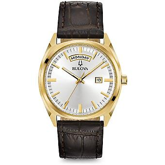 Bulova horloge van de mens van klassieke 97 C-106