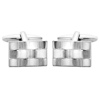 David Van Hagen armband Manchetknopen - zilver