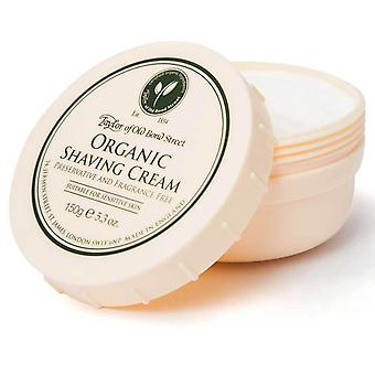 Taylor of Old Bond Street Organic Shaving Cream Bowl