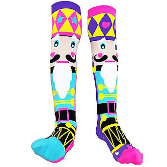 MadMia Socks Nutcracker