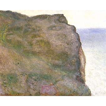 The Pointe du Petit Ailly in Grey Weather,Claude Monet,50x40cm