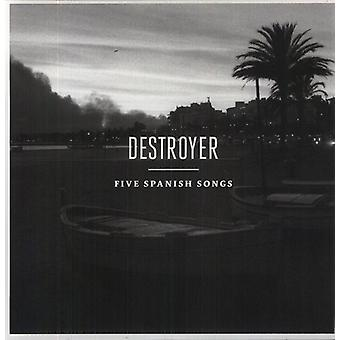 Destroyer - Five Spanish Songs [Vinyl] USA import