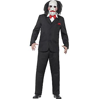 Saw Jigsaw Costume, Large