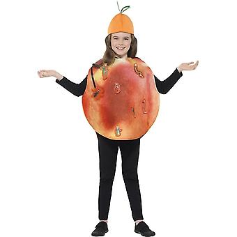 Roald Dahl James & The Giant Peach Costume, Small/Medium Age 4-7