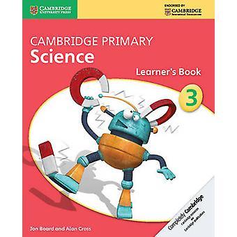 كتاب كامبردج علوم الابتدائي المرحلة 3 المتعلم بالمجلس جون-ألن