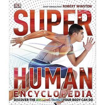 SuperHuman Encyclopedia by DK - 9781409356981 Book
