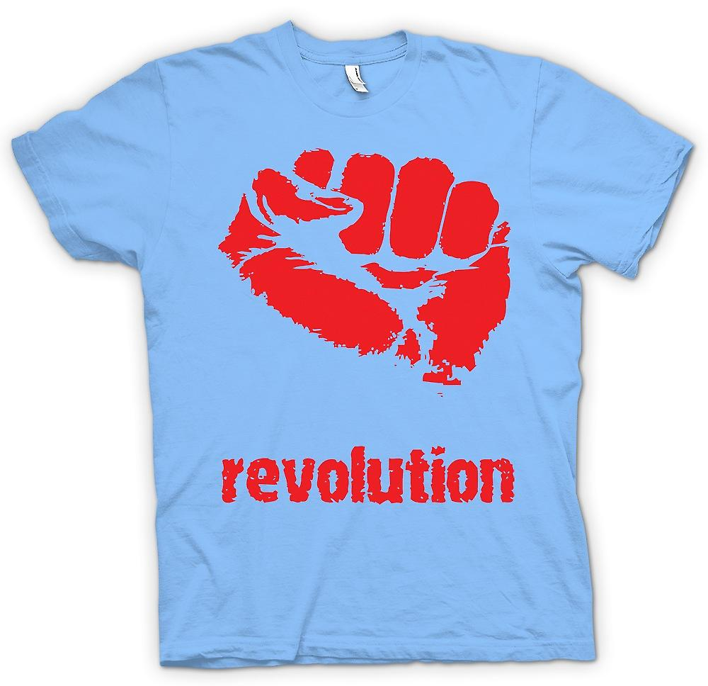 Herr T-shirt - Revolution - anarki