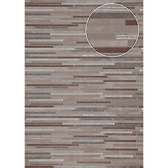 Non-woven wallpaper ATLAS ICO-5076-3