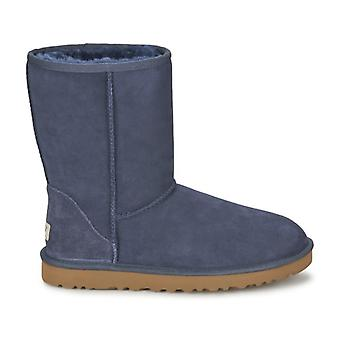 UGG ladies winter boots blue