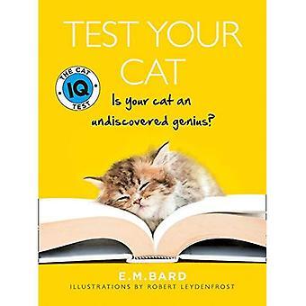 Testar o seu gato: O gato teste de QI