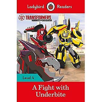Transformers: En kamp med Underbite - marihøner lesere nivå 4