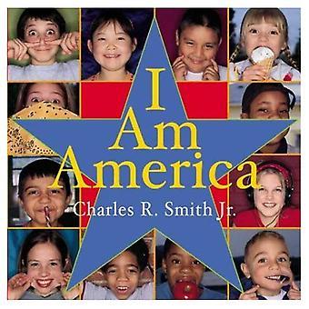 Je suis d'Amérique